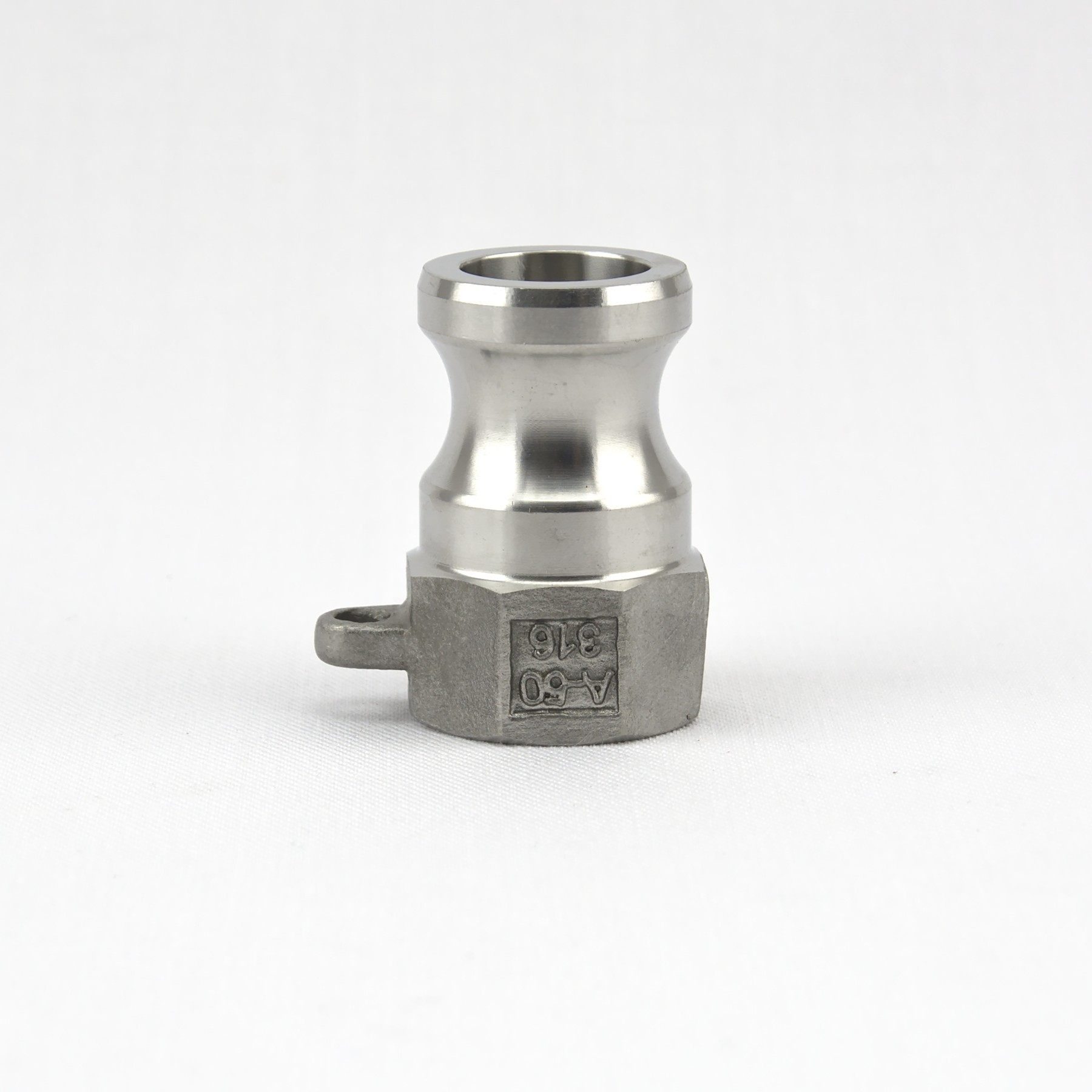 Quot npt female type a camlock fitting