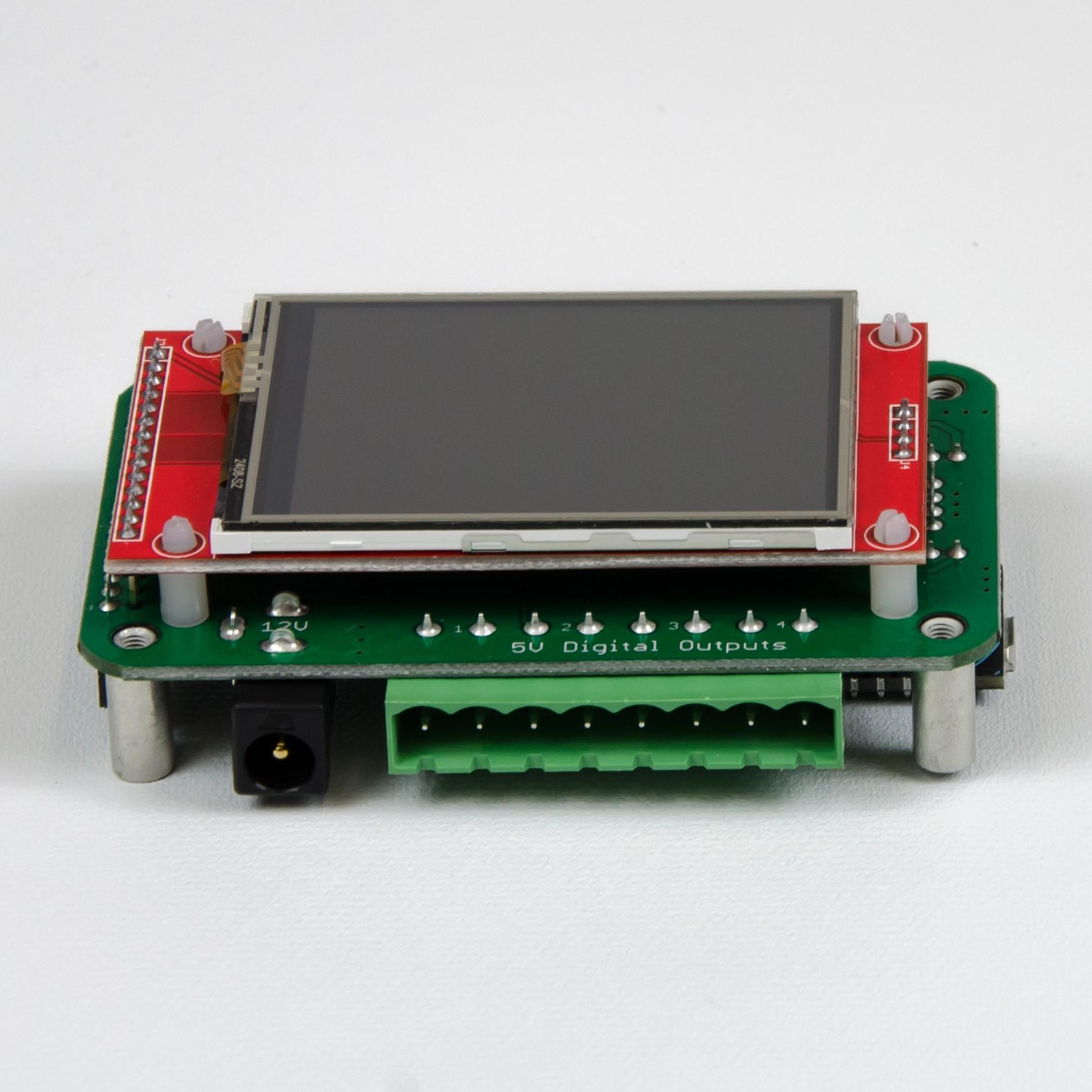 BrewPi Spark v2 Brewing Temperature Controller #AF1C22