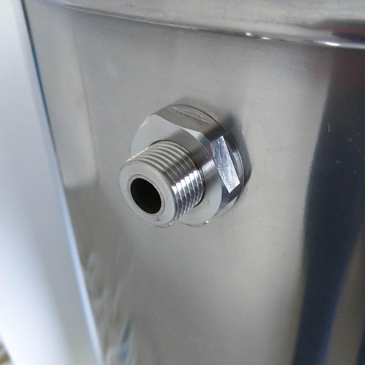 Sealing Locknut 1 2 Quot Npt