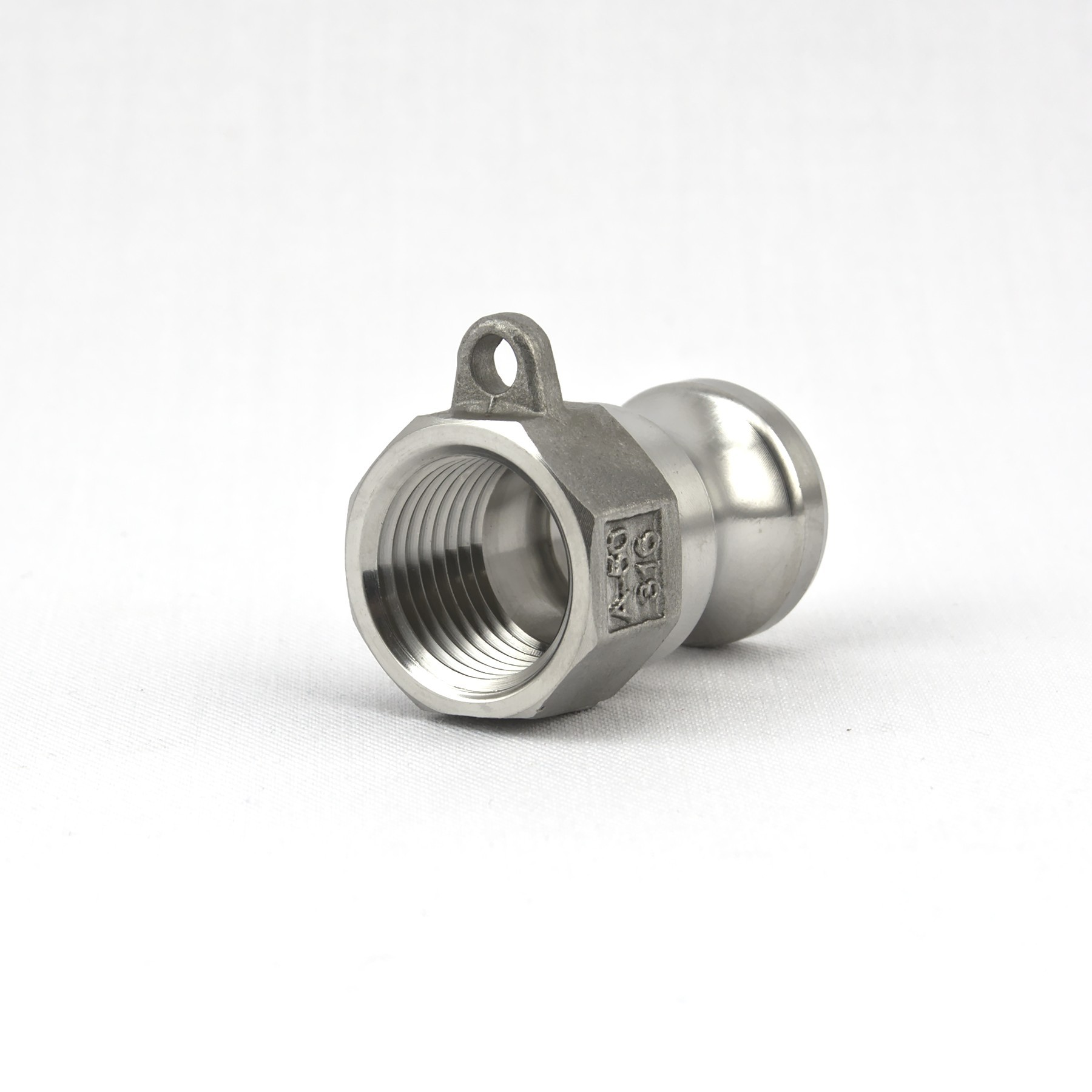 "1/2"" BSP female (Type A) Camlock Fitting"