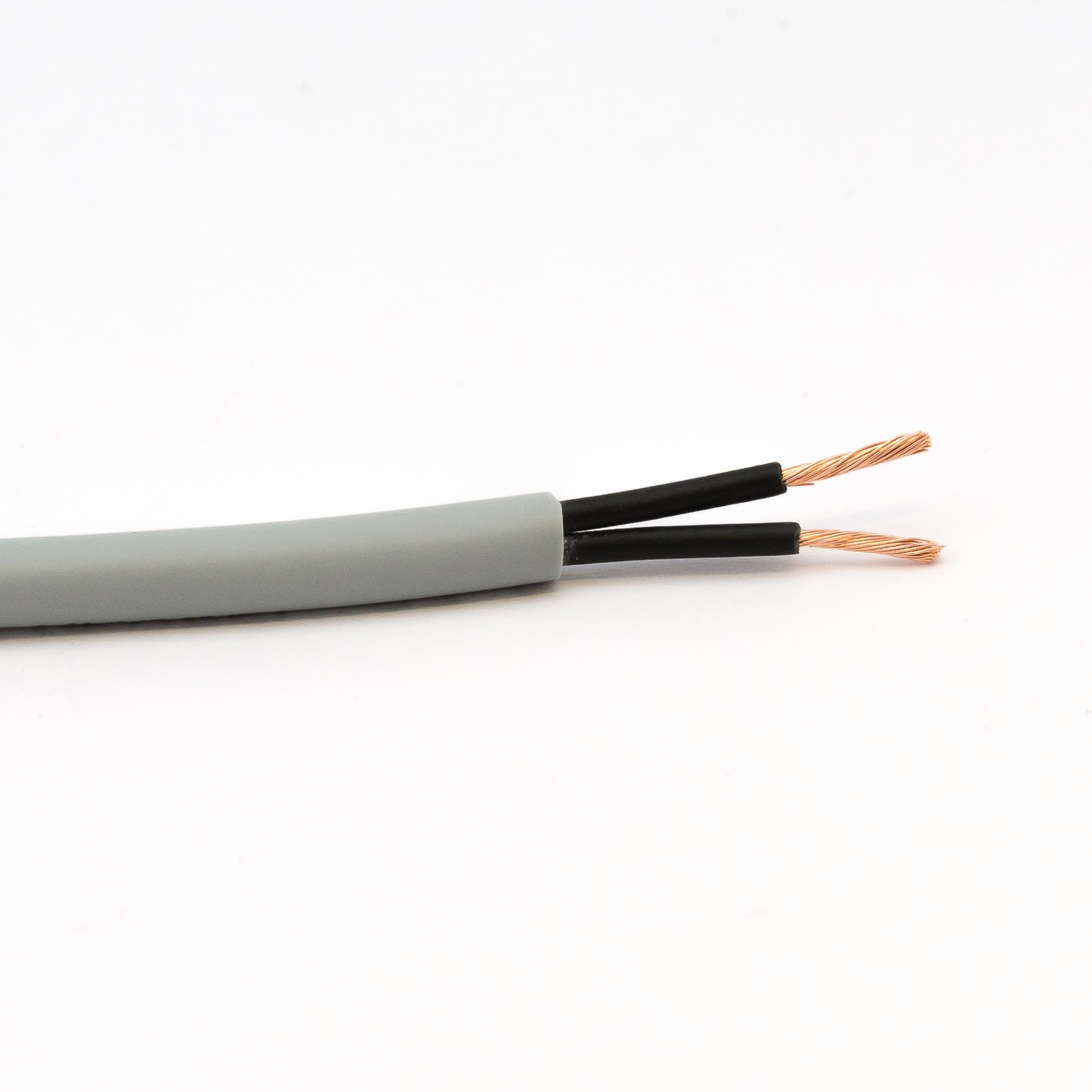Flexible 2-wire 1mm2 cable
