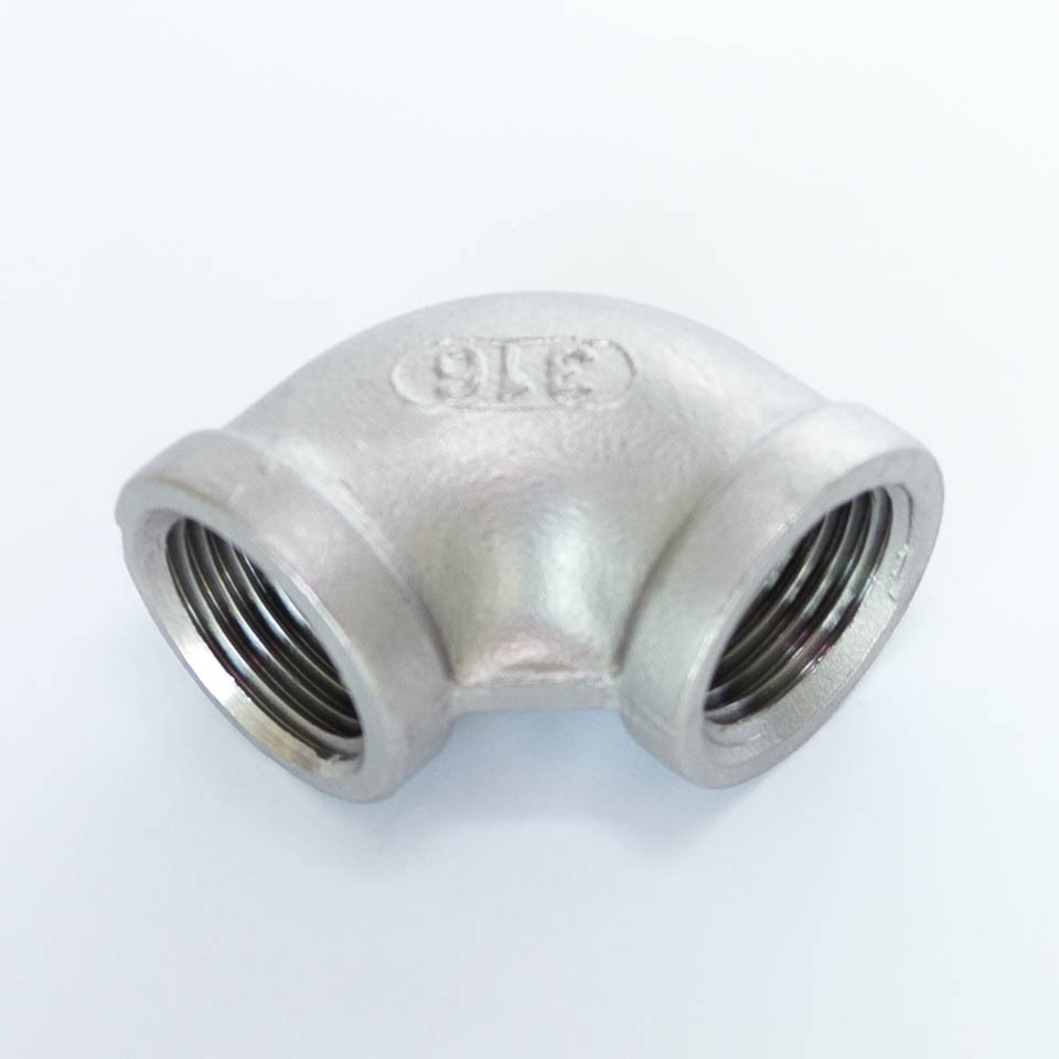 "1/2"" BSP Elbow (female - female) - 90 degrees"