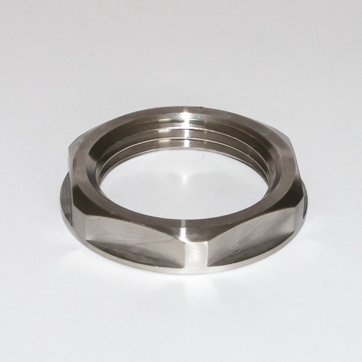 """1"""" NPS locknut for Camco heating element"""