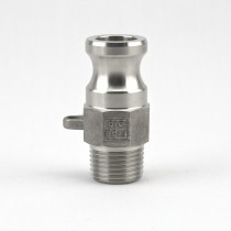 "1/2"" BSP male Type F Camlock Fitting"