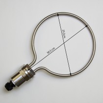 Round Heating Element for brewing, 25cm diameter, 2800W