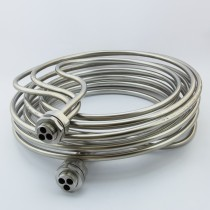 High flow HERMS coil (3-way parallel)