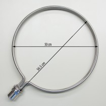 Round Heating Element for brewing, 50cm diameter, 10000W