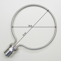 Round Heating Element for brewing, 30cm diameter, 3200W