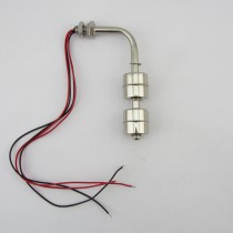 Water level float switch dual (dry-fire protection for heating element)