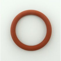Silicone O-ring 32.69x5.33mm