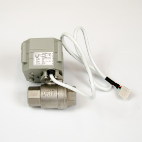 "Motorized Ball Valve 1/2"" BSP"