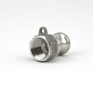 "1/2"" NPT female (Type A) Camlock Fitting"