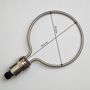 Round Heating Element for brewing, 25cm diameter, 3200W