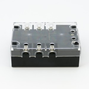 3-phase Solid State Relay (SSR), 20A
