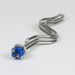 Stainless Steel Ripple Heating Element 5000W / 5500W (35.5 cm)
