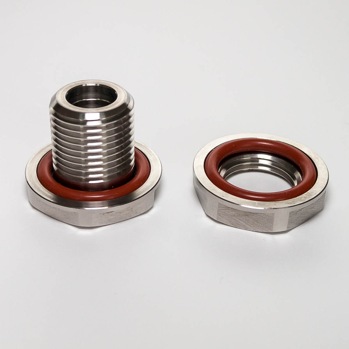 BrewPi Fitting and locknut